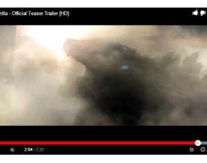 Godzilla [First Official Teaser Trailer]
