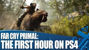 Far Cry Primal PS4 Gameplay - First Hour Highlights
