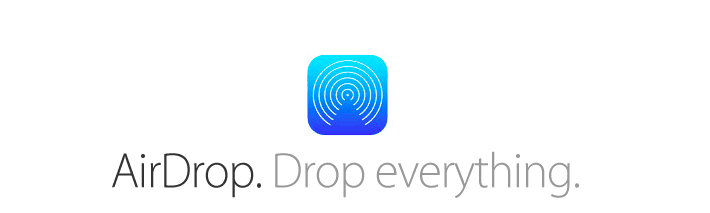 Air Drop iOS 7 download links
