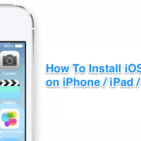 How To Install iOS 7 & Download on iPhone / iPad / iPod Touch