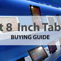 Top 10 Best 8 Inch Tablets Of The Moment - Buying Guide