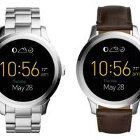 You can now buy the Fossil Q Founder smartwatch!