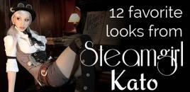 Steampunk Kato (Gallery)