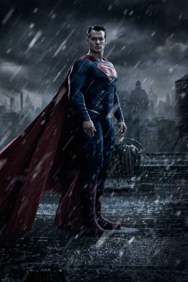 Batman vs Superman First Look at Superman