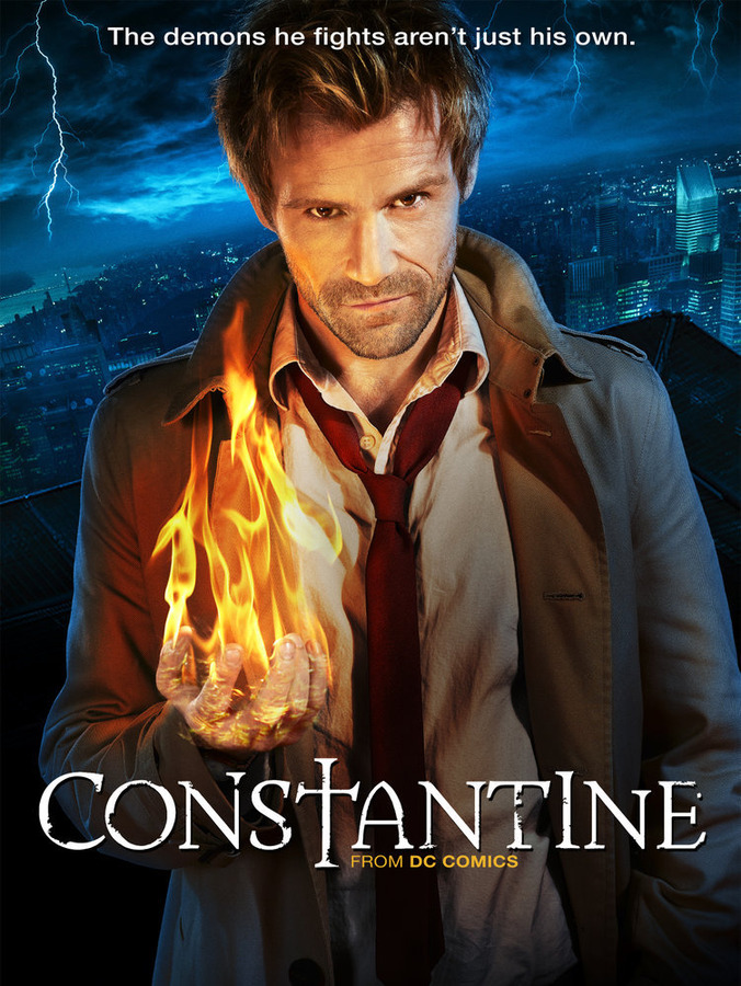 Constantine Key Art Photo