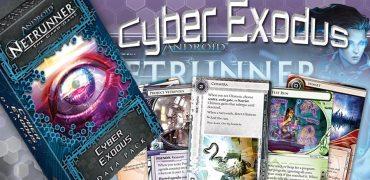 Android Netrunner Genesis 3 - Cyber Exodus