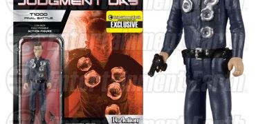 Funko Reaction Terminator T-1000 Final Battle Edition