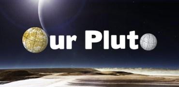 Our Pluto - Logo