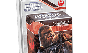 Chewbacca Ally Pack for Star Wars Imperial Assault