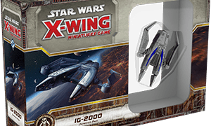 IG-2000 Expansion Pack for X-Wing Miniatures