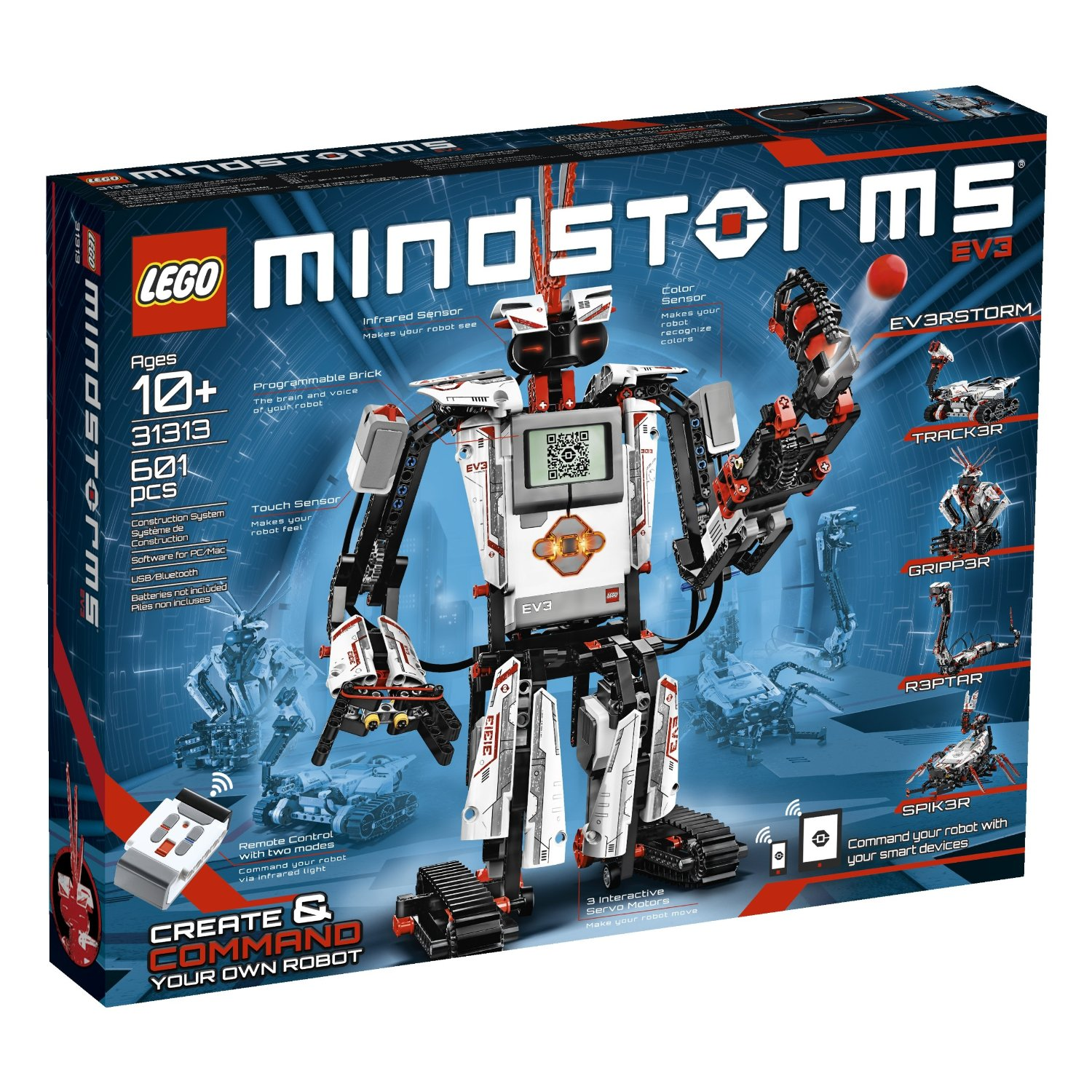Lego Mindstorms Ev3 Set
