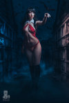 Vampirella Cosplay by Jenifer Ann