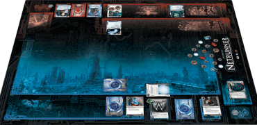 Android Netrunner Playmat Available