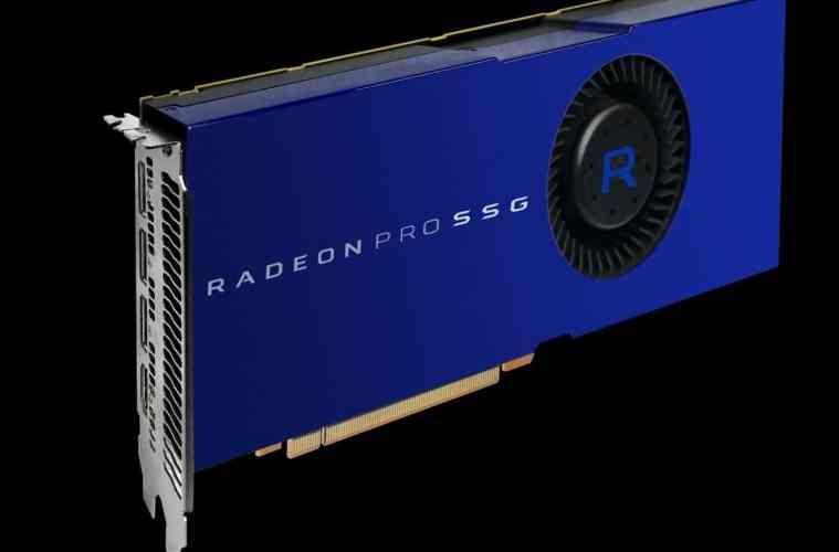 AMD's Radeon Pro SSG