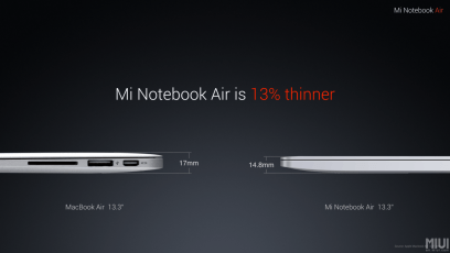 Mi Notebook Air 13.3 inch (2)