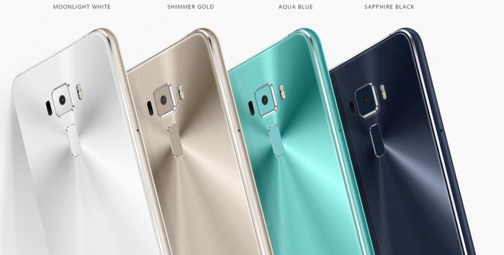 ASUS ZenFone 3 ZE520KL & ZE552KL Now Available For Purchase in Malaysia