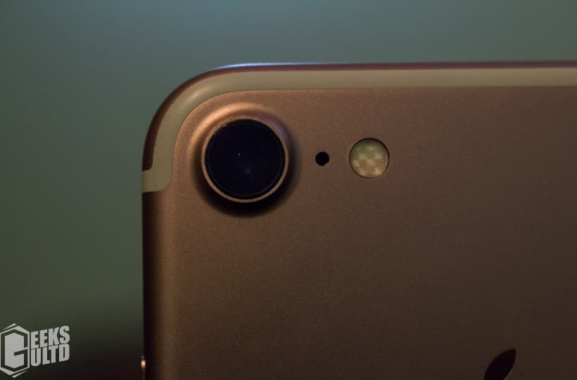 Apple iPhone 7 Review: Camera