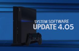 PlayStation 4 Software Update 4.05 Out Now, Increases System Performance