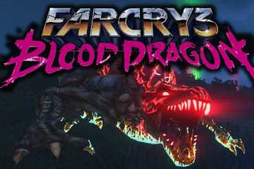 Far Cry 3: Blood Dragon Going Free, Beginning November 9