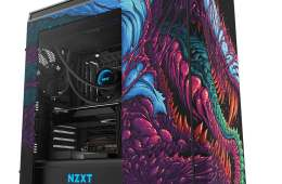 Meet the NZXT H440 Hyper Beast Edition - Aimed at CS:GO Fans