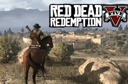 Red Dead Redemption Getting Modded into GTA 5