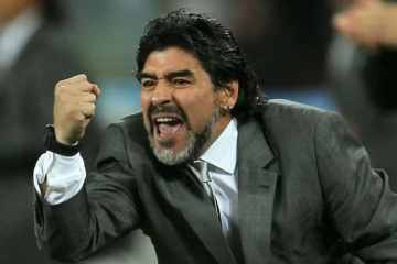Here's What Konami Says About Maradona Suing Them