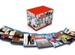 Mad Men: The Complete Collection will arrive on Blu-ray and DVD on 2nd November
