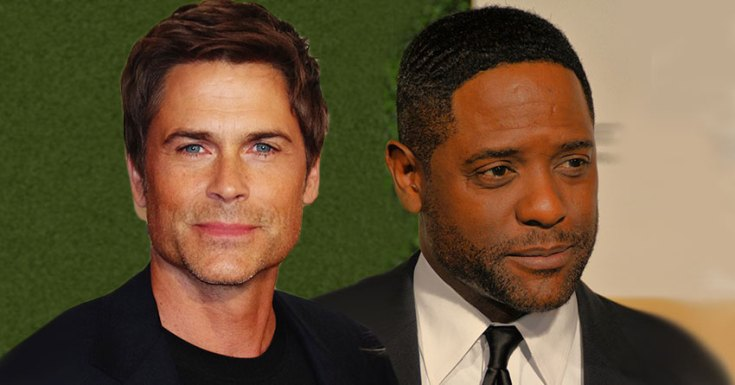 Casting News: Rob Lowe Joins Code Black, Blair Underwood Joins Quantico