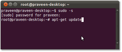 Linux apt-get update Command