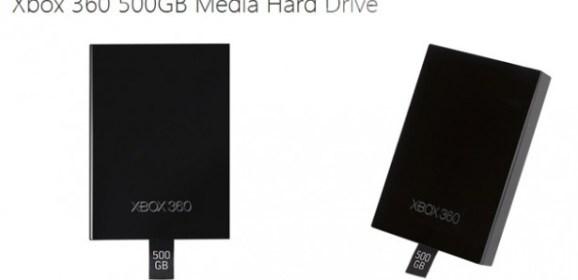 Nuevo Disco Duro de 500gb Xbox 360