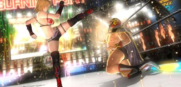 Dead or Alive 5 será gratis para PS4 y Xbox One
