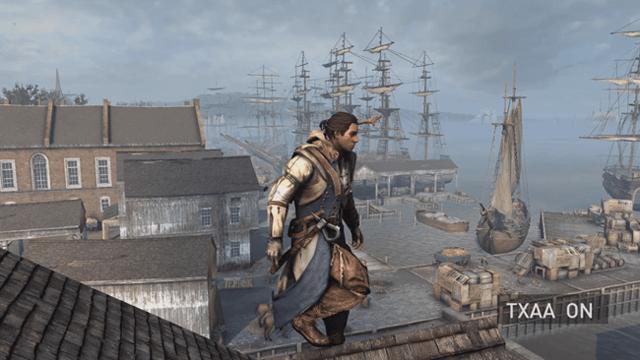 Assassin's Creed III Tech Video