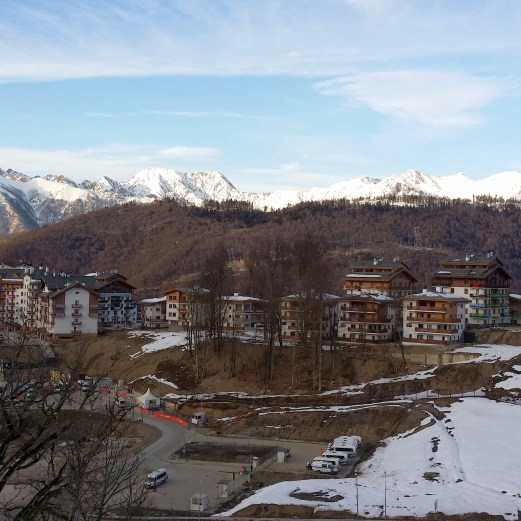 Mountain Olympic Village