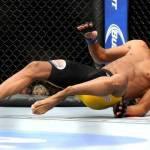 Porque Anderson Silva quebrou a perna
