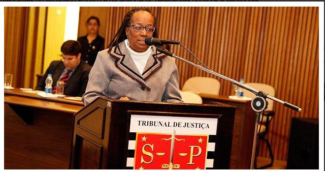 Coordenadora executiva do Geledés–Instituto da Mulher Negra, Sueli Carneiro