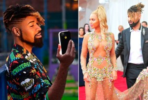 Ty Hunter, estilista da Beyoncé criou uma capa de iPhone para fazer selfies perfeitas
