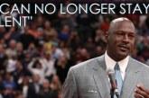 Michael Jordan condena mortes de negros por policiais