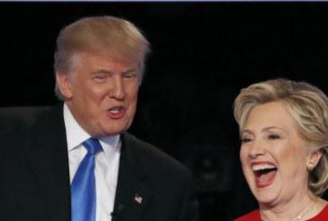 'Racista, sexista e sonegador': Hillary fala verdades sobre Trump em debate