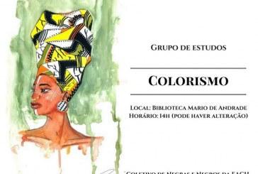 Grupo de Estudos – Tema: Colorismo