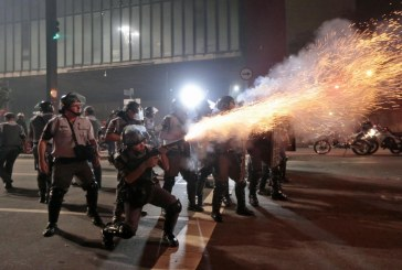Justiça condena governo Alckmin e proíbe PM de usar bombas e balas de borracha em protestos