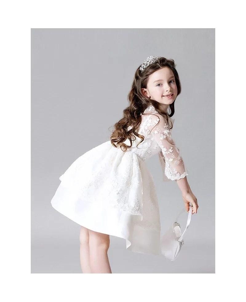 Fullsize Of White Flower Girl Dresses