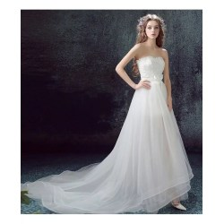 Small Crop Of High Low Wedding Dress