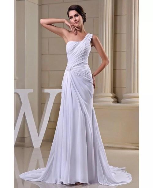 Medium Of Chiffon Wedding Dress