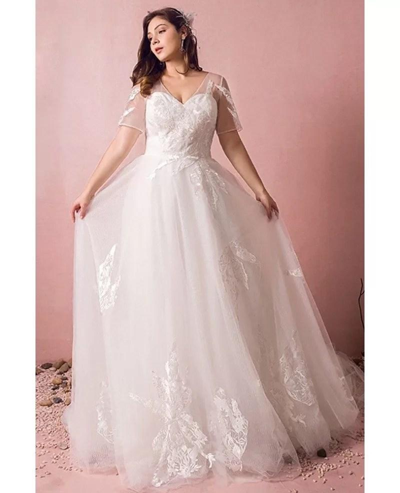 Fullsize Of Cheap Plus Size Wedding Dresses