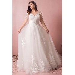 Small Crop Of Cheap Plus Size Wedding Dresses