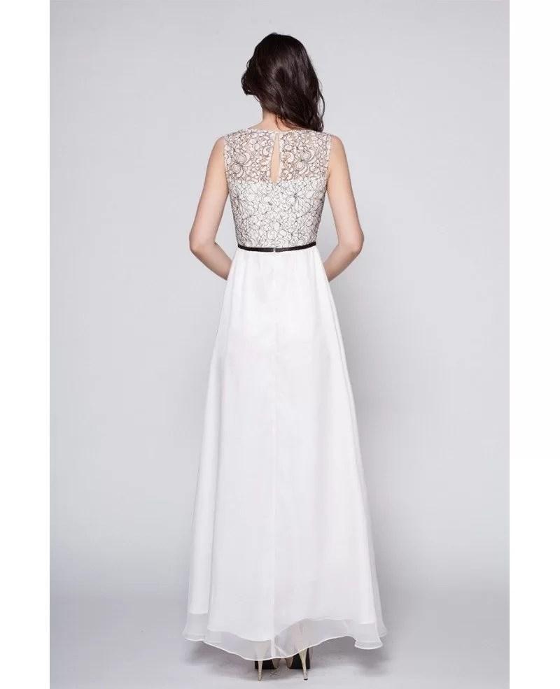 Large Of Long White Dress