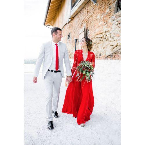 Medium Crop Of Winter Wedding Dress