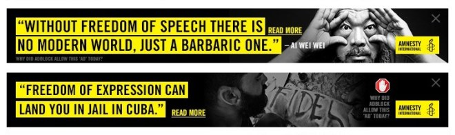 Freedom of Speech and Expression Amnesty International
