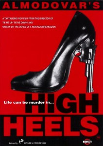 Almodovar Life can be murder in high heels