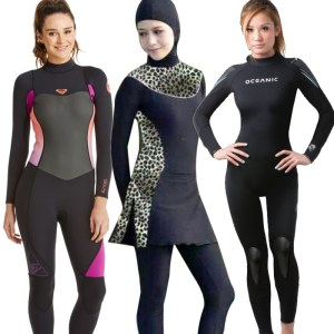 Abaya Burkini Wetsuit French beach ban
